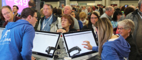 Living DNA lead the way at RootsTech 2018