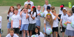 One Family One World with Derby Primary School